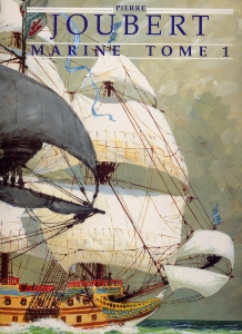Lot Albums Tome 1 & 2 Marine -  Edition courante