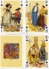 Jeux de 52 cartes : Costumes des Provinces de France