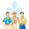 Cadres Scouts